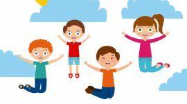 دانلود شادترین ترانه های کودکانه صوتی فارسی انگلیسی خارجی بی کلام با کلام